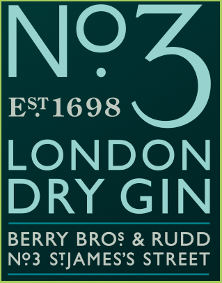 Gin 3 London Berry Bros